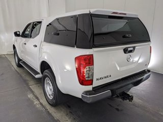 2017 Nissan Navara D23 S2 SL White 6 Speed Manual Utility