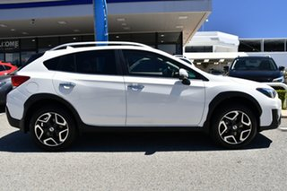 2018 Subaru XV G5X MY18 2.0i-S Lineartronic AWD Crystal White 7 Speed Constant Variable Wagon