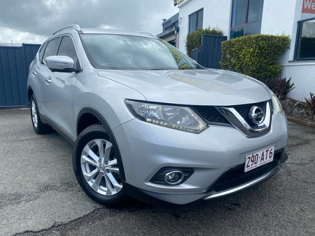 Used Nissan X-Trail T32 ST-L X-tronic 2WD Slacks Creek, 2014 Nissan X-Trail T32 ST-L X-tronic 2WD 7 Speed Constant Variable Wagon
