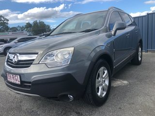 2010 Holden Captiva CG MY10 5 AWD Grey 5 Speed Sports Automatic Wagon