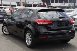 2014 Kia Cerato YD MY15 S Premium Black 6 Speed Sports Automatic Hatchback.