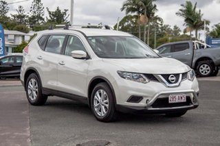 2015 Nissan X-Trail T32 ST X-tronic 4WD Ivory Pearl 7 Speed Constant Variable Wagon