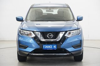 2019 Nissan X-Trail T32 Series II ST X-tronic 4WD Blue 7 Speed Constant Variable Wagon.