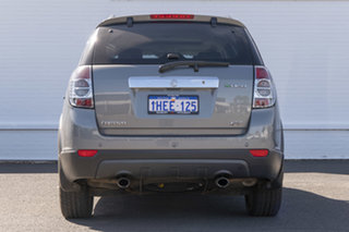 2012 Holden Captiva CG Series II MY12 7 AWD CX Ironite 6 Speed Sports Automatic Wagon.