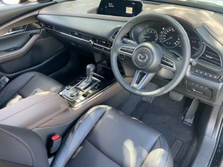 2020 Mazda CX-30 DM2W7A G20 SKYACTIV-Drive Astina Jet Black 6 Speed Sports Automatic Wagon