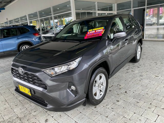 Used Toyota RAV4 GX Taree, 2019 Toyota RAV4 GX Graphite Constant Variable Wagon