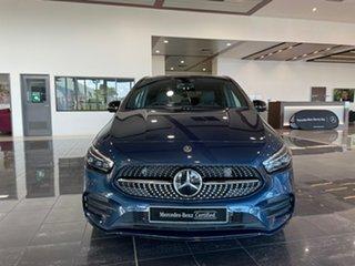 2018 Mercedes-Benz B-Class W247 B200 DCT Blue 7 Speed Sports Automatic Dual Clutch Hatchback