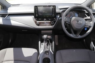 2018 Toyota Corolla Mzea12R Ascent Sport White Continuous Variable Hatchback