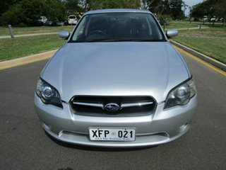 2005 Subaru Liberty MY05 2.0I Silver 4 Speed Auto Elec Sportshift Sedan.
