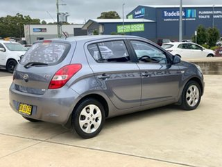 2010 Hyundai i20 Elite Grey Manual Hatchback