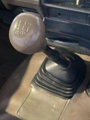 1997 Toyota Landcruiser HZJ75RV Troopcarrier White 5 Speed Manual Hardtop