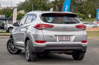 2016 Hyundai Tucson TL MY17 Active X 2WD Silver 6 Speed Sports Automatic Wagon.