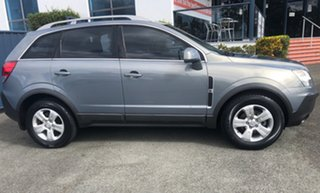 2010 Holden Captiva CG MY10 5 AWD Grey 5 Speed Sports Automatic Wagon.