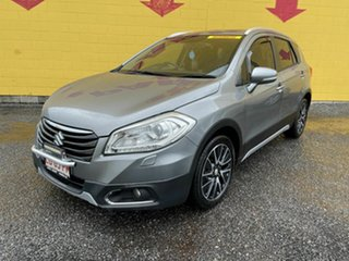2015 Suzuki S-Cross JY GLX 4WD Prestige Grey 7 Speed Constant Variable Hatchback
