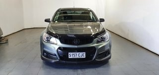 2014 Holden Commodore VF MY15 SS V Prussian Steel 6 Speed Manual Sedan