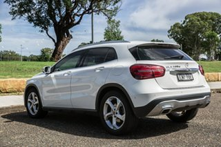 2018 Mercedes-Benz GLA-Class X156 808+058MY GLA220 d DCT Polar White 7 Speed