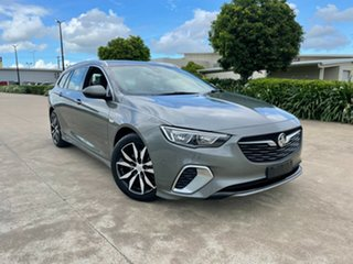 2018 Holden Commodore ZB MY18 RS Sportwagon Grey/080419 9 Speed Sports Automatic Wagon.