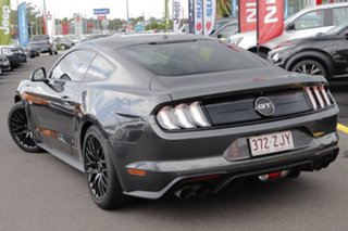 2018 Ford Mustang FN 2018MY GT Fastback SelectShift Metallic Grey 10 Speed Sports Automatic Fastback.