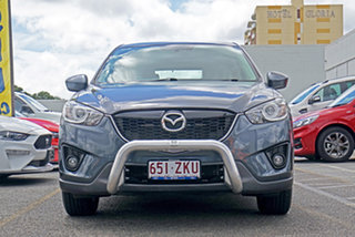 2012 Mazda CX-5 KE1071 Maxx SKYACTIV-Drive Sport Grey 6 Speed Sports Automatic Wagon.