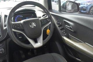 2014 Holden Trax TJ MY14 LS Black 5 Speed Manual Wagon