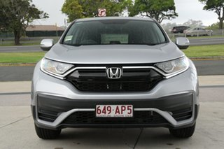 2020 Honda CR-V RW MY21 Vi FWD Lunar Silver 1 Speed Constant Variable Wagon