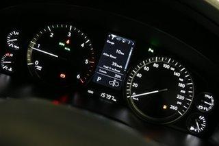 2019 Lexus LX VDJ201R LX450d Pearl White 6 Speed Sports Automatic Wagon