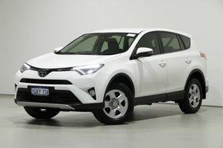 2017 Toyota RAV4 ALA49R MY18 GX (4x4) White 6 Speed Automatic Wagon.