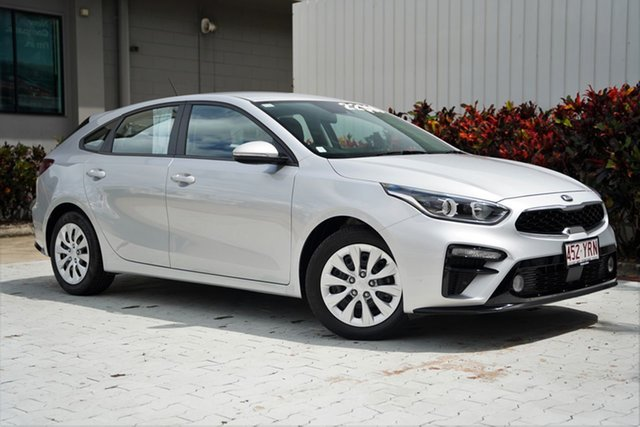 Used Kia Cerato BD MY19 S Cairns, 2018 Kia Cerato BD MY19 S Silver 6 Speed Sports Automatic Hatchback