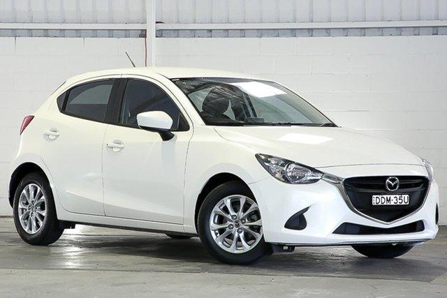 Used Mazda 2 DJ2HAA Maxx SKYACTIV-Drive West Gosford, 2016 Mazda 2 DJ2HAA Maxx SKYACTIV-Drive White 6 Speed Sports Automatic Hatchback