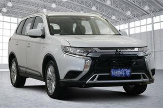 2019 Mitsubishi Outlander ZL MY19 ES 2WD Starlight 6 Speed Constant Variable Wagon.