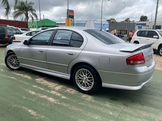 2007 Ford Falcon BF Mk II XR6 4 Speed Sports Automatic Sedan