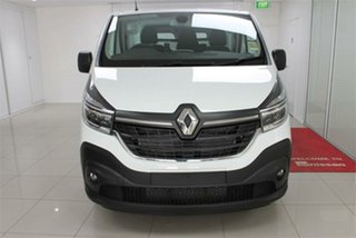 2020 Renault Trafic X82 Premium 125kW Glacier White 6 Speed Sports Automatic Dual Clutch Van