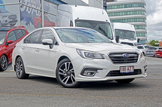 2020 Subaru Liberty B6 MY20 2.5i CVT AWD Premium White 6 Speed Constant Variable Sedan.