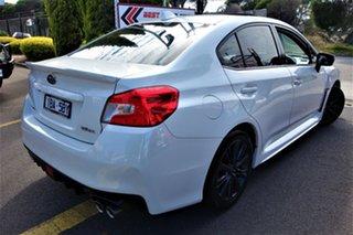 2014 Subaru WRX V1 MY15 Premium AWD White 6 Speed Manual Sedan.