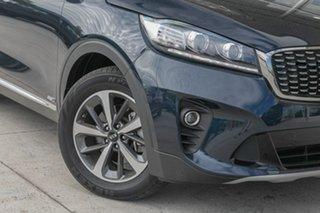 2018 Kia Sorento UM MY18 SLi AWD Blue 8 Speed Sports Automatic Wagon.