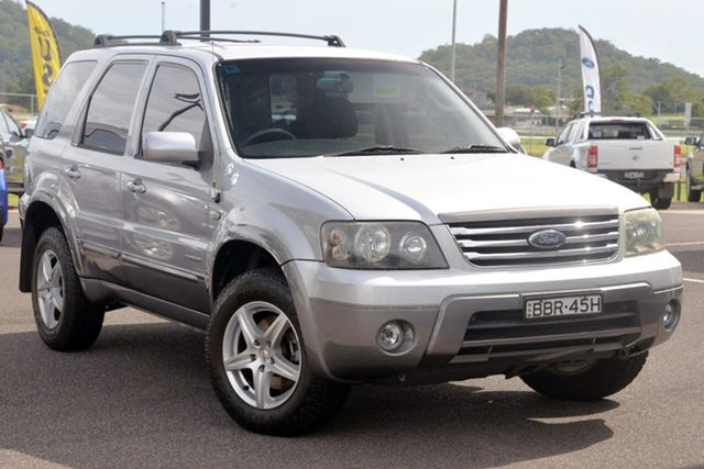 Used Ford Escape ZC XLT West Gosford, 2006 Ford Escape ZC XLT Silver 4 Speed Automatic SUV