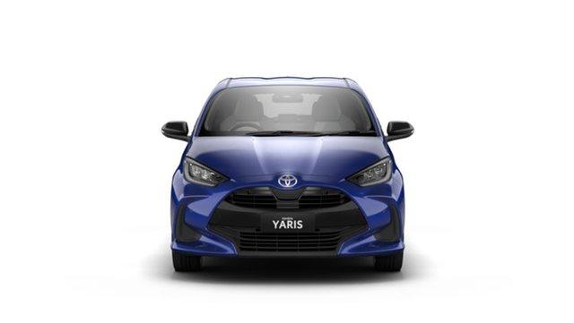New Toyota Yaris Mxpa10R ZR Albion, 2020 Toyota Yaris Mxpa10R ZR Lunar Blue 10 Speed Constant Variable Hatchback