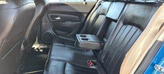 2013 Holden Cruze JH Series II MY13 SRi-V Blue 6 Speed Manual Hatchback