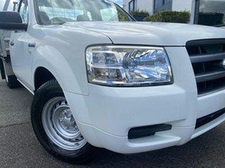 2007 Ford Ranger PJ XL White 5 Speed Manual Utility.