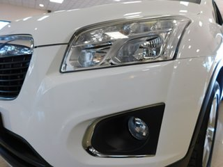 2014 Holden Trax TJ MY14 LTZ White 6 Speed Automatic Wagon