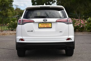 2016 Toyota RAV4 ALA49R GX AWD White 6 Speed Sports Automatic Wagon