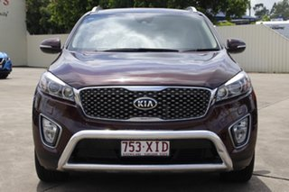 2016 Kia Sorento UM MY16 Platinum AWD Maroon 6 Speed Sports Automatic Wagon