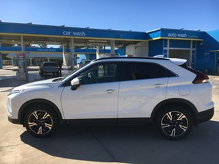 2020 Mitsubishi Eclipse Cross YB MY21 LS 2WD White 8 Speed Constant Variable Wagon