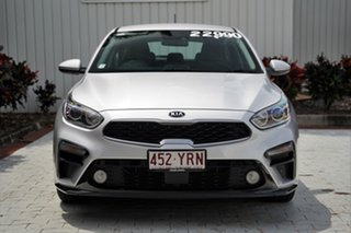 2018 Kia Cerato BD MY19 S Silver 6 Speed Sports Automatic Hatchback.