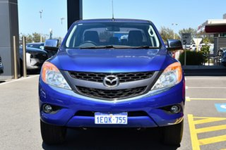 2014 Mazda BT-50 UP0YF1 XTR Blue 6 Speed Sports Automatic Utility