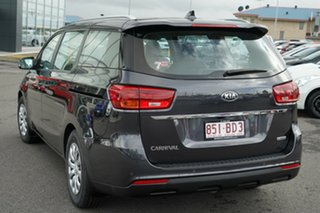 2018 Kia Carnival YP MY19 S Charcoal/cream 8 Speed Sports Automatic Wagon