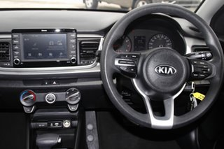 2019 Kia Rio YB MY20 S Grey 4 Speed Sports Automatic Hatchback