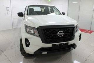2021 Nissan Navara D23 SL White Diamond 7 Speed Sports Automatic Utility.