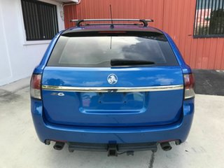 2009 Holden Commodore VE MY09.5 SV6 Sportwagon Blue 5 Speed Sports Automatic Wagon