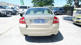 2007 Volvo S80 A Series MY07 V8 AWD Gold 6 Speed Sports Automatic Sedan